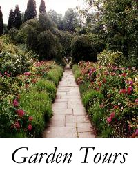 Garden Tours of England