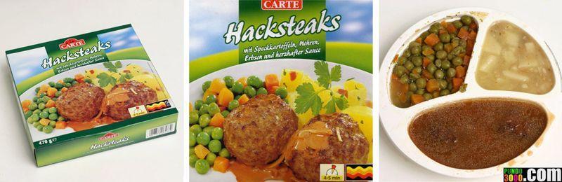 Processed German Food