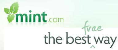 Mint\'s logo with \'free\' in it