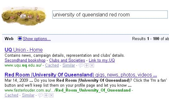Red Room Google Search